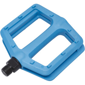 NS Bikes Nylon Pedals, blue